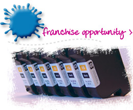 franchise opportunities with the cartridge shop